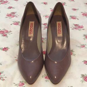 NWOB Vintage '80s Italian Bandolino Heels